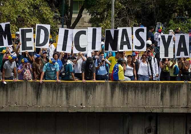 Médicos piden a legisladores de Massachusetts que tomen postura ante crisis humanitaria en Venezuela