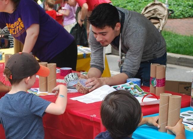 Festival para niños en Bethesda, MD
