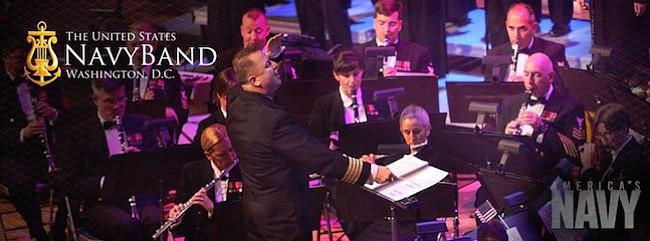 Con el verano llega la música de la Navy Band