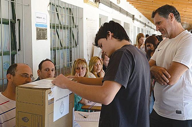 La primera gran prueba electoral