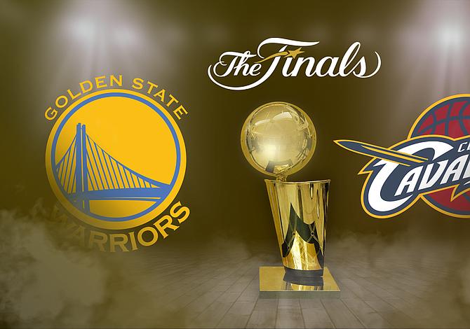 Warrios y Cavaliers reeditarán por tercera vez la final de la NBA a partir de este jueves