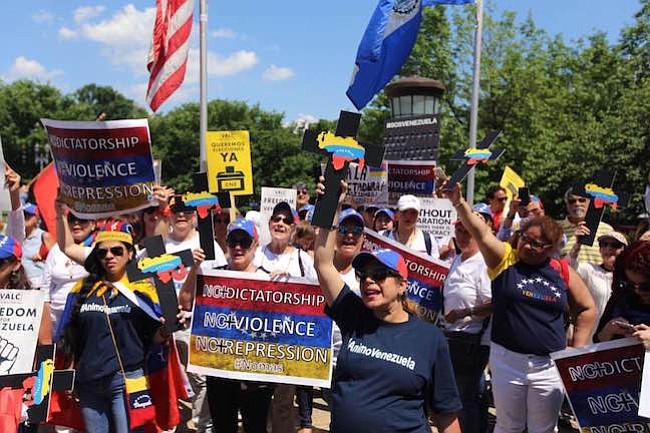 OEA quiere lograr un consenso en decisión de cancilleres sobre crisis en Venezuela