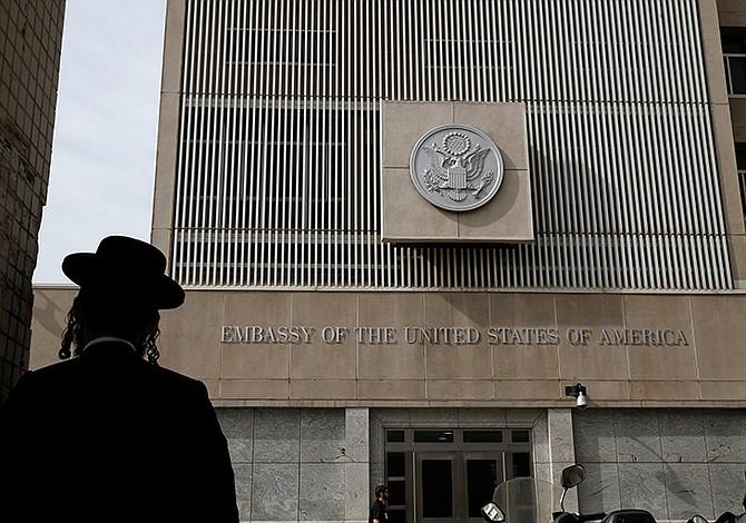 Embajada de EE.UU. en Israel se quedará en Tel Aviv