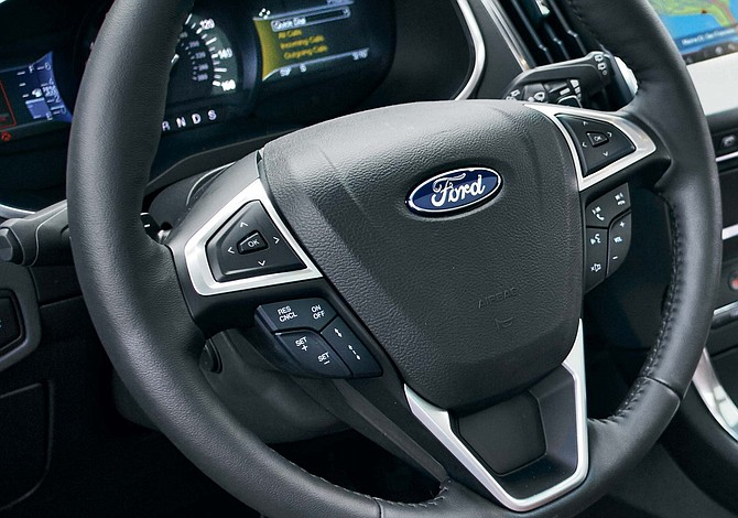 Ventas de Ford aumentaron 6,7 % en noviembre