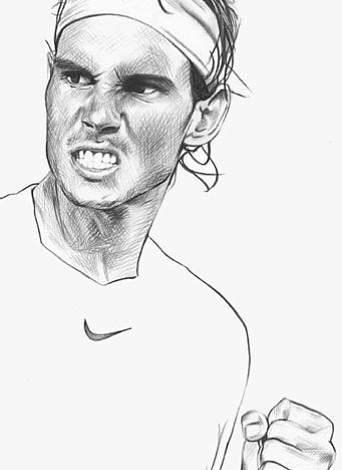 Rafael Nadal pulverizó a Nikoloz Basilashvili y avanzó a octavos del  Roland Garros
