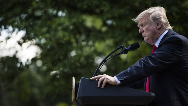 Editorial del Washington Post: Trump traiciona al planeta