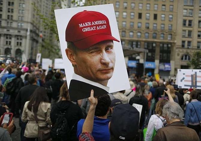 Marchas multitudinarias en EEUU para pedir una investigación contra Trump
