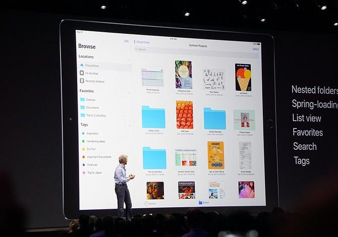 Apple lanzó el iOS 11 e ilusiona con nuevos productos