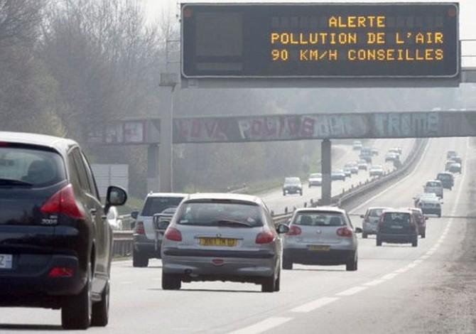 Más vehículos diesel antiguos no podrán circular en París