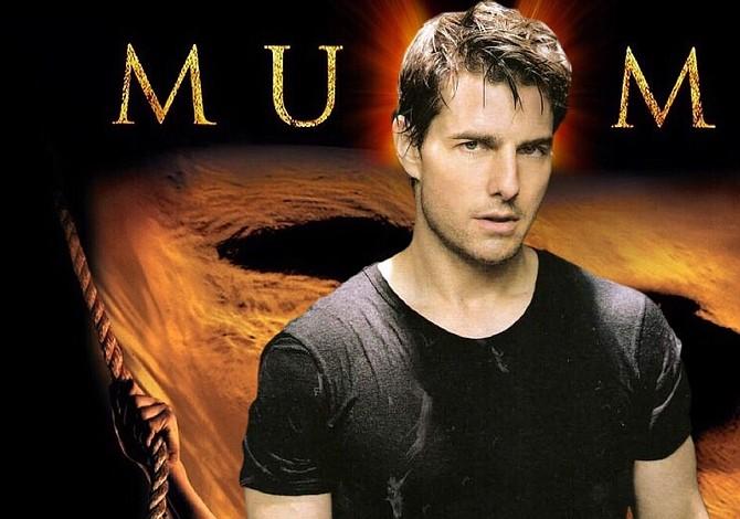 """Tom Cruise presentó en México """"La momia"""""""