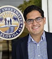 David Borrero, nuevo comisionado de Sweetwater