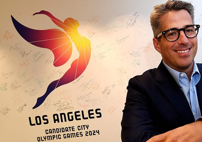 Candidatura de Los Ángeles 2024 abre la puerta a 2028