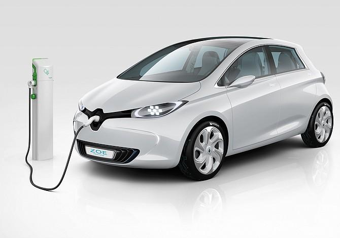 Renault EV propone una batería dual para el automóvil