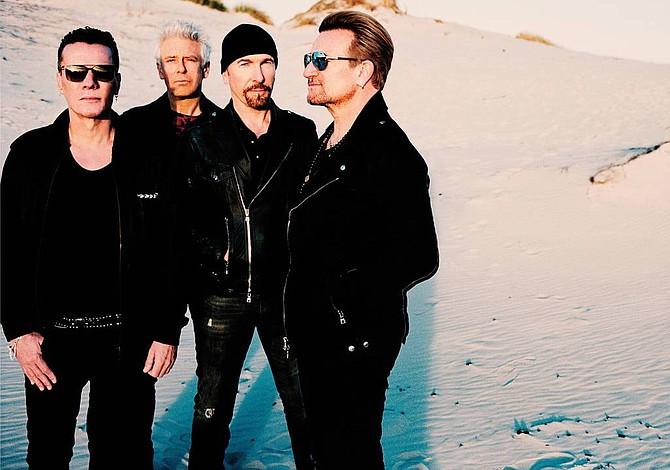 U2 amplía su gira por EE.UU. y actuará en América Latina