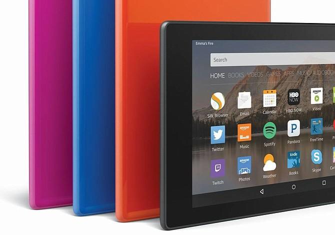 Las nuevas Fire de Amazon: con más potencia y mejor pantalla