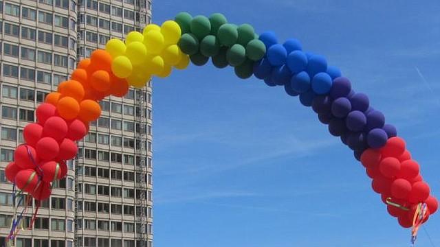 El desfile y festival del orgullo LGBTQ se lleva a cabo en Boston todos los años, en junio