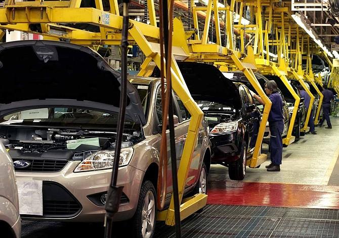 Producción de vehículos en Brasil saltó un 33,8 % en mayo