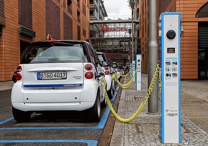 Hay más de dos millones de vehículos eléctricos en el mundo