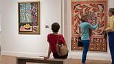El museo se compromete a la creación de programas que alienten al público a involucrarse profundamente con el arte y las ideas
