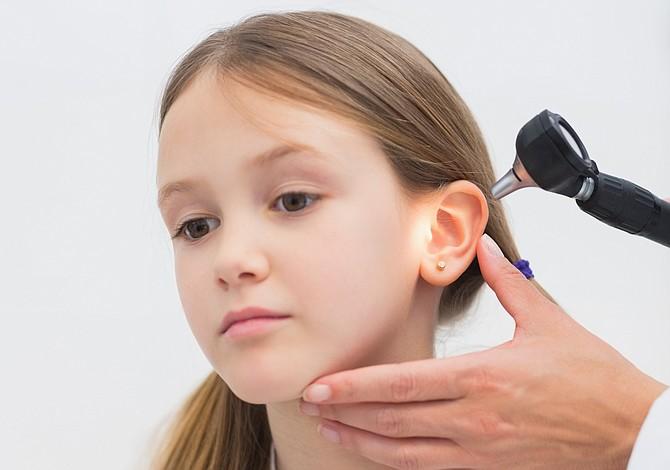 Otitis media aguda, una infección común en los niños