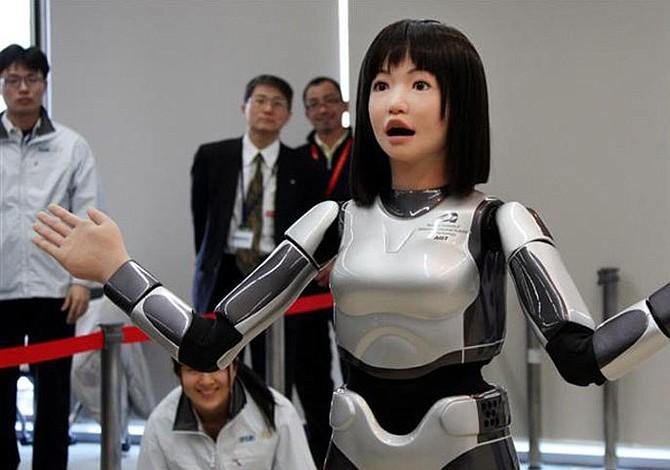 Robot: de la ciencia ficción a compañeros de oficina en Japón