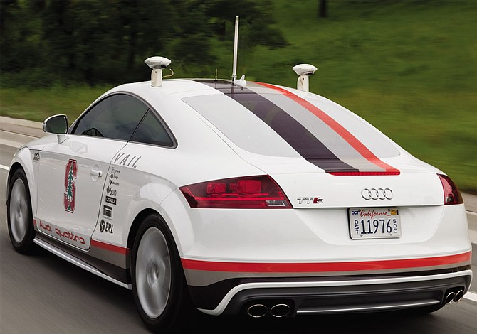 Audi probará automóviles autónomos en Nueva York