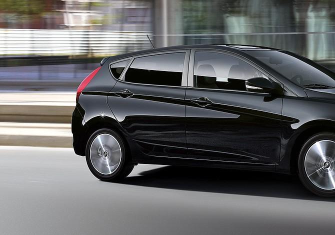 Hyundai producirá su compacto Accent en México