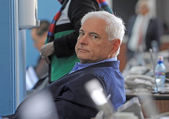 Martinelli queda detenido en Miami hasta próxima audiencia