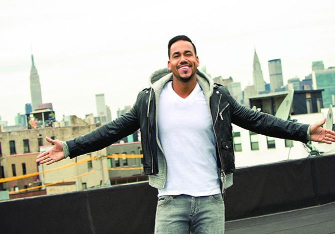 SBS brinda acceso exclusivo a Romeo Santos en Nueva York, Miami y Los Ángeles