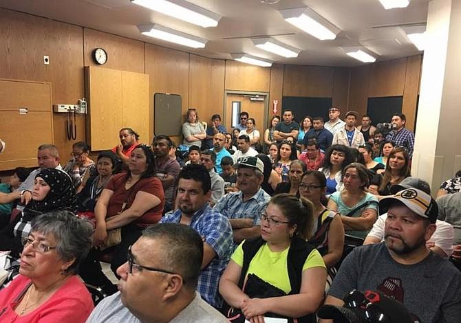 Concejo Municipal de DC anuncia Resoluciones para proteger a beneficiarios de TPS y DACA