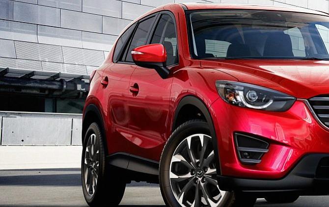 Nuevo Mazda CX5: listo para las competitivas ligas de los CUV's