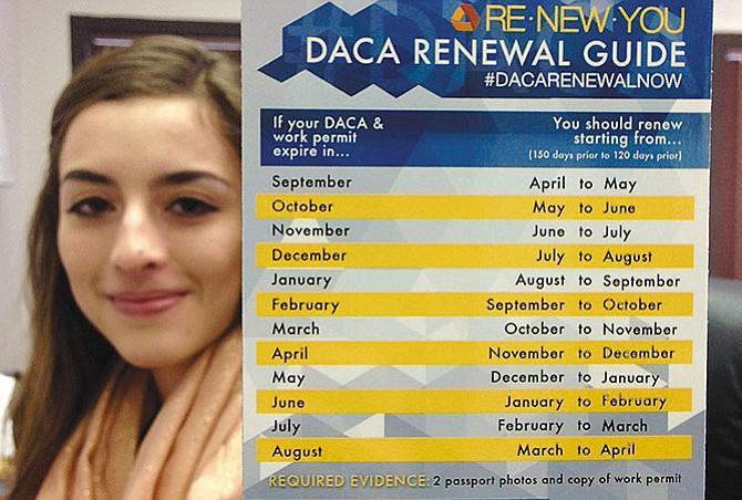 Siguen aprobando  casos de DACA