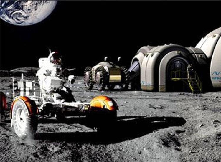 Planos De La Nasa Para Casas En La Luna Se Dise 241 An En