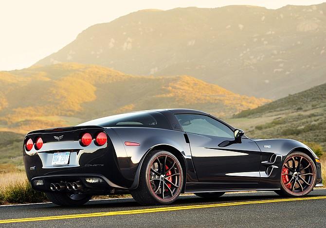 Chevrolet anticipa debut del Corvette ZR1