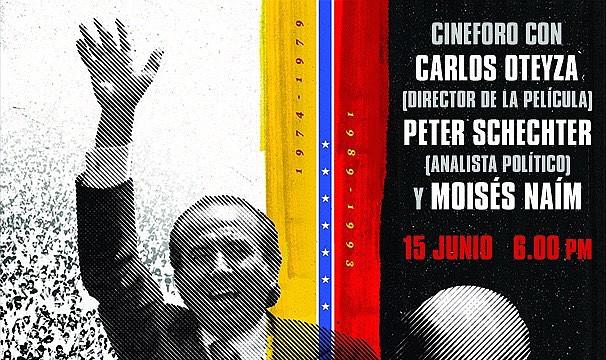 El Banco Interamericano de Desarrollo realizará una proyección del documental el 15 de junio