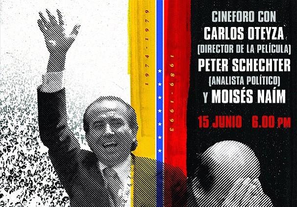 Un documental Venezolano para toda América Latina
