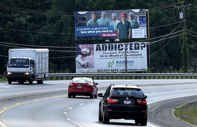 Los opioides matan a la carta