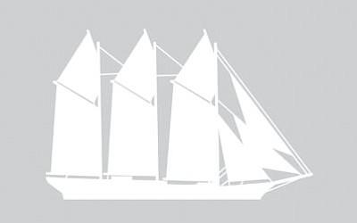 Goleta: dos o más mástiles (existen de hasta 7 palos), siendo el mayor el de mesana, con el aparejo formado por velas áuricas y velas de cuchillo.