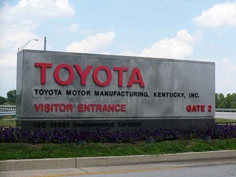 Toyota saca una sonrisa a Trump con una fuerte inversión en EEUU