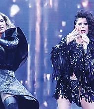 Gloria Trevi VS Alejandra Guzman presentando duetos y los éxitos más emblemáticos de ambas cantantes desde sus comienzos hasta lo más reciente./Foto cortesía: Elfego Becerra de Reventa2.