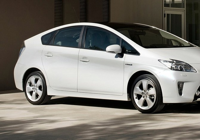 Prius acelera  venta de autos verdes en México