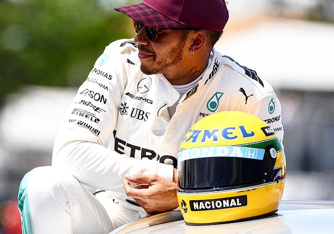 Lewis Hamilton es el piloto mejor pagado de la Formula Uno