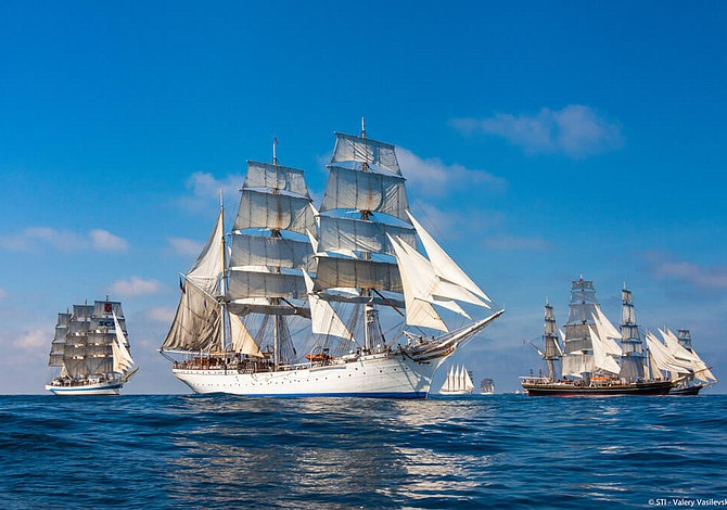 MAPA: Dónde ver el desfile de barcos este sábado