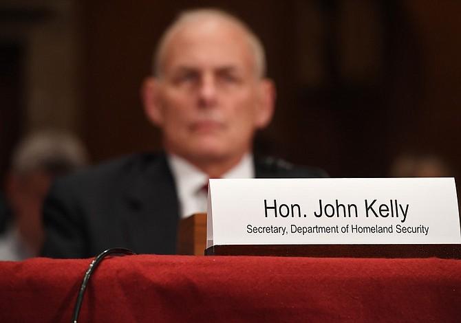 Secretario John Kelly dijo al Caucus Hispano del Congreso que DACA no sobreviviría a una impugnación en los tribunales