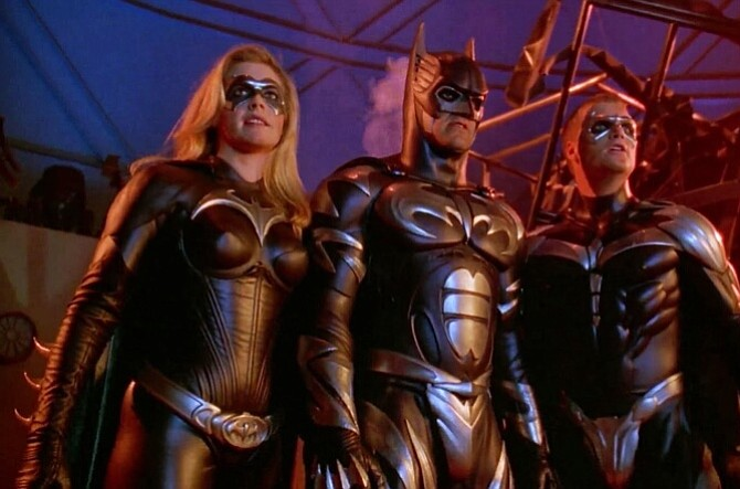 """Joel Schumacher dice """"lo siento"""" a los fans de Batman"""