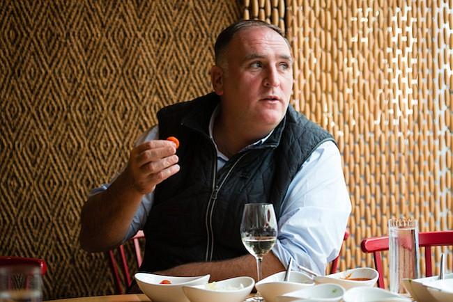 José Andrés: De cómo el debate migratorio afecta la cocina de un restaurant