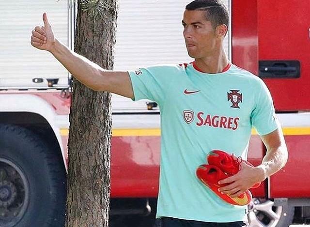 Recogen firmas para solicitar al Gobierno de España retiro de denuncia fiscal contra Cristiano Ronaldo