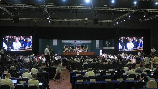 Opinión: carta abierta a los integrantes de la Asamblea General de la OEA