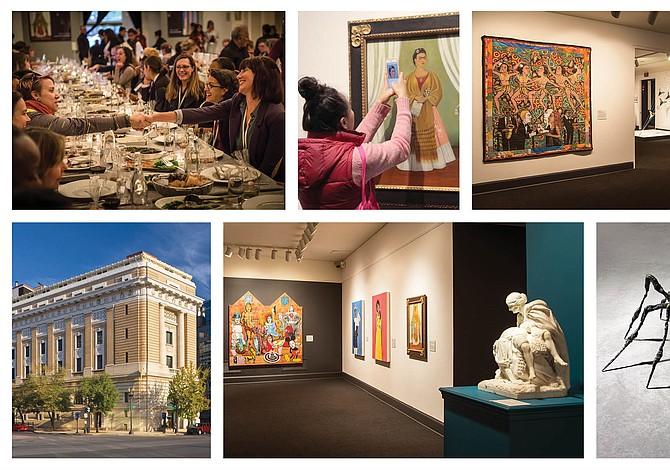 El Museo Nacional de Mujeres en las Artes celebra su 30 aniversario con un año de exposiciones especiales