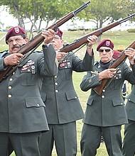Veteranos requieren el respaldo social, revelan estudios. Foto-Archivo: Horacio Rentería/El Latino San Diego.